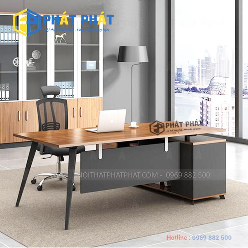 Điểm danh những mẫu bàn làm việc đẹp và hiện đại nhất của Phát Phát - 1