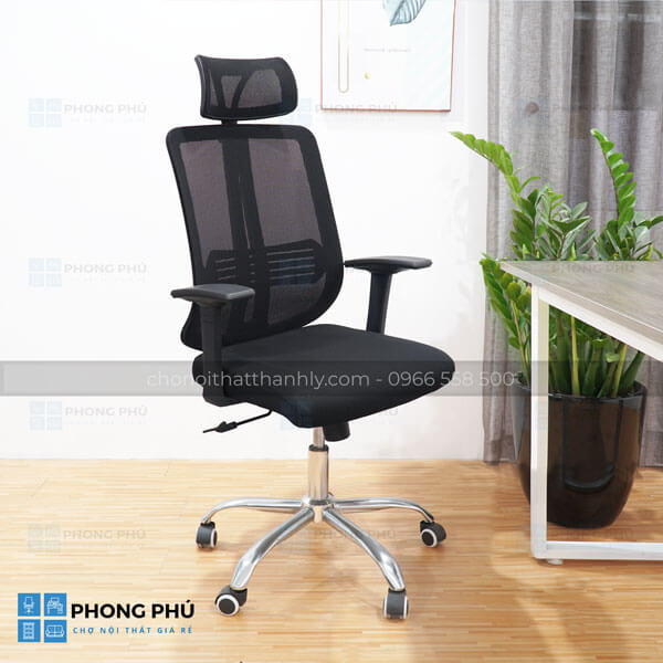 Chọn ghế văn phòng giá rẻ phù hợp cho nơi làm việc - 2