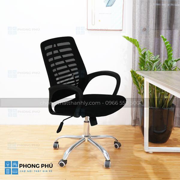 Chọn ghế văn phòng giá rẻ phù hợp cho nơi làm việc