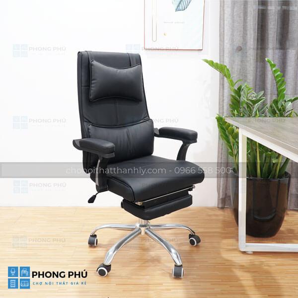 Sử dụng những mẫu ghế xoay trưởng phòng đẹp, hiện đại - 1