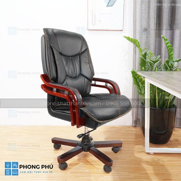Nên chọn mẫu ghế giám đốc có thiết kế như thế nào ?
