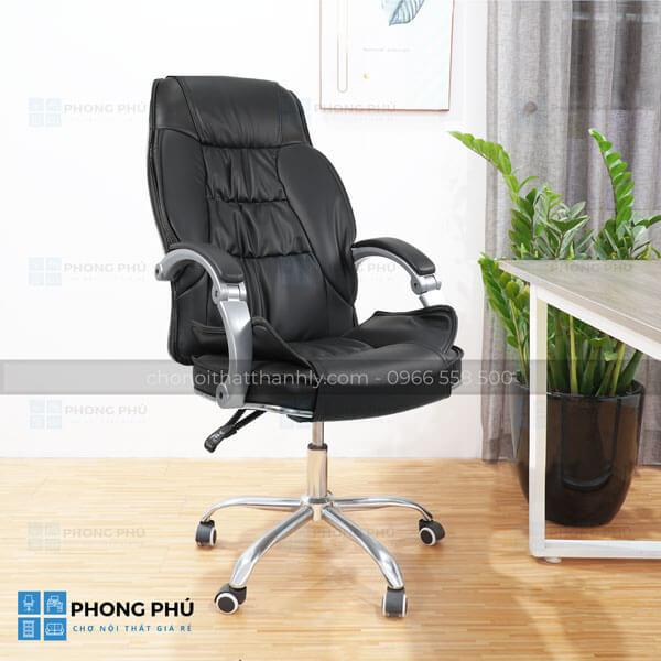 Sử dụng những mẫu ghế xoay trưởng phòng đẹp, hiện đại - 2