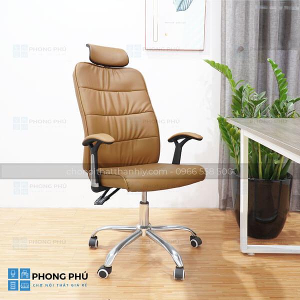 Sử dụng những mẫu ghế xoay trưởng phòng đẹp, hiện đại - 3