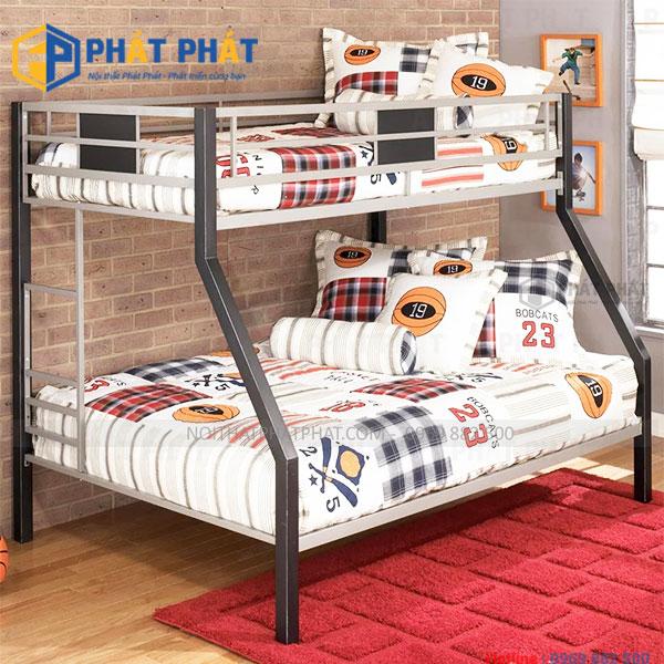 Mua ngay +100 sản phẩm giường tầng sắt giá rẻ, chất lượng