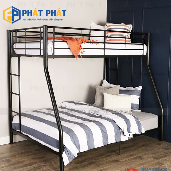 Mua ngay +100 sản phẩm giường tầng sắt giá rẻ, chất lượng - 2