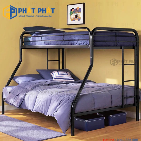 Mua ngay +100 sản phẩm giường tầng sắt giá rẻ, chất lượng - 1