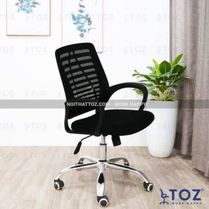 Địa chỉ tin cậy chọn mua ghế xoay Hà Nội - 1
