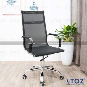 Địa chỉ tin cậy chọn mua ghế xoay Hà Nội - 2
