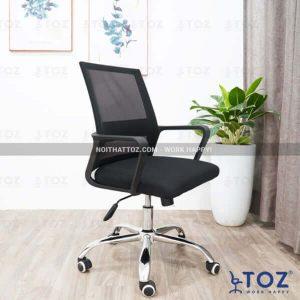 Sở hữu những mẫu ghế văn phòng mới và hiện đại nhất
